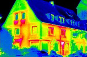Thermografie-woning-isolatie